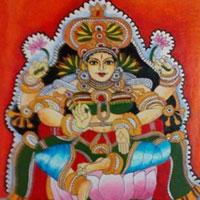 Panduranga Arts Logo