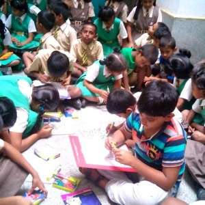 Panduranga Arts Students Workshop
