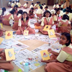 Panduranga Arts Students Workshop1