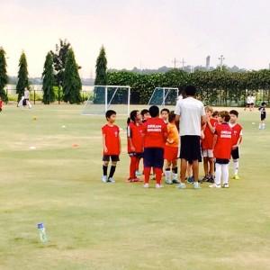 Paris Saint Germain Football India Junior team Coching