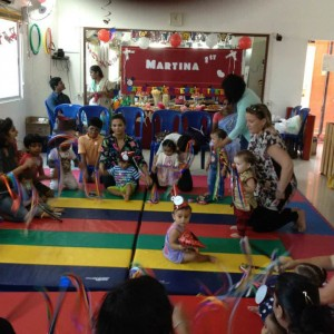 Rhythm N Rhyme Birthday Party Toddler Activity