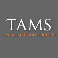Tennis and More Sports - TAMS Logo