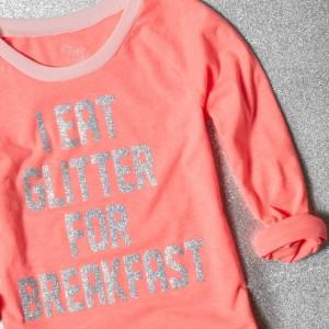The Children's Place Glittery Shirt