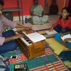 World Music Conservatory Harmonium Class