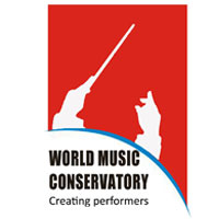 World Music Consevatory Logo