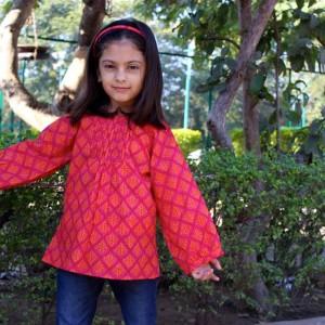 Amber Jaipur Cotton Tops