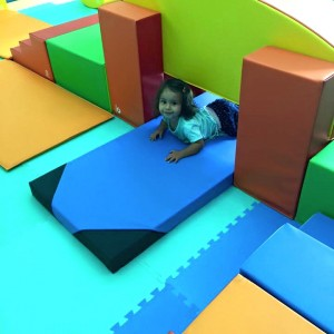 Baby Sensory Soft Play Area