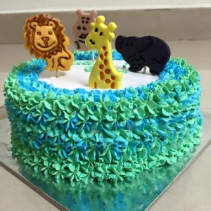 Baking Addiction Animal Cake