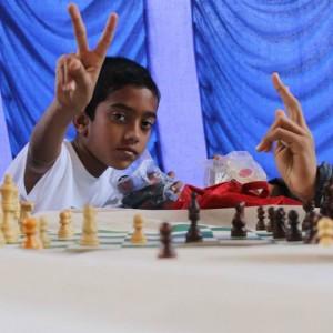 Bangalore Chess Academy Victory