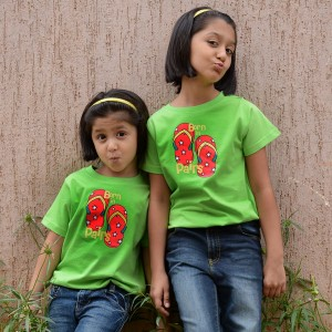 BonOrganik Siblngs Similar Clothing T-Shirt