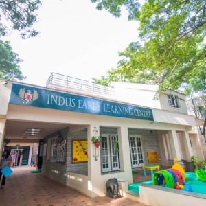 Indus Early Learning Centre-Koramangala-Entrance