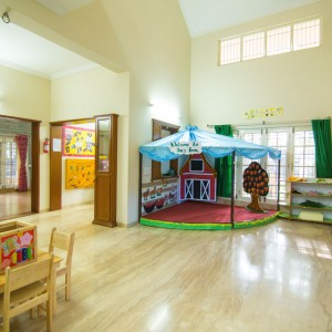 Indus Early Learning Centre-Koramangala-Hall