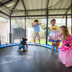 Indus Early Learning Centre-Koramangala-Trampoline