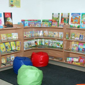 Indus Early Learning Centre-RMV-Book-Collection