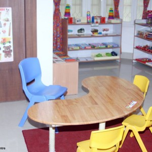 Indus Early Learning Centre-RMV-Classroom
