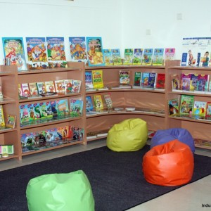 Indus Early Learning Centre-RMV-Library