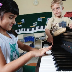 Indus Early Learning Centre-Whitefield-Music