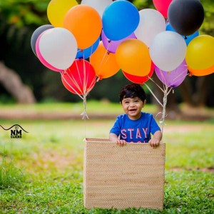 NM Clicks Baby in a basket picture