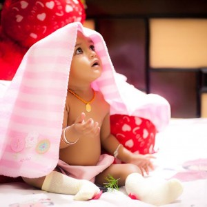 Nidhin Photography Baby Shoot