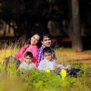 Nidhin Photography Family Photo