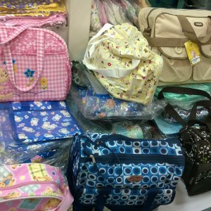 Sweet Root Baby Diaper Bags