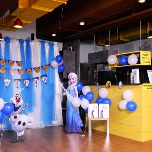 That Awesome Place Frozen Birthday Party