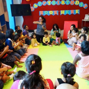 That Awesome Place Kids Activity Session