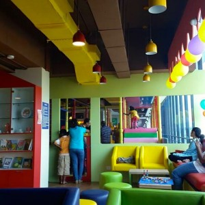 That Awesome Place Playarea Maze for Kids