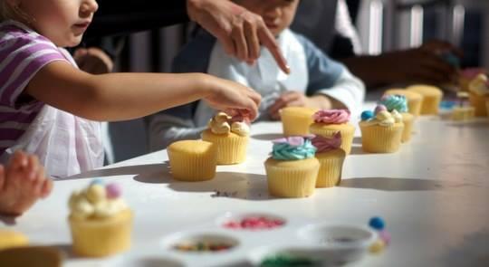 Cake Making Classes In Kolkata : Vanilla Spice Cake Art