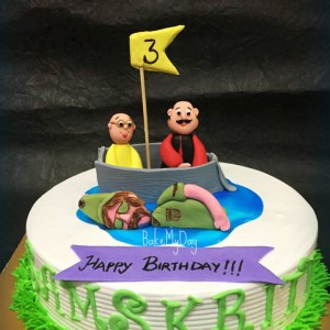 BakeMyDay-Motu-Patlu-Themed-Birthday-Cake