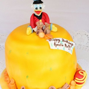 Cake My Heart-Donald Duck Cake
