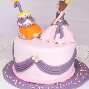Cake My Heart-Princess Cake