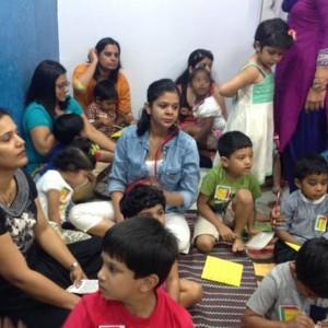 Cilre-Parent-Kiddo-Session