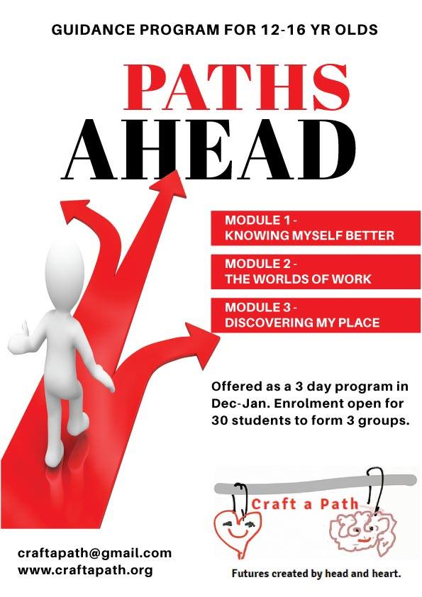 Paths Ahead Cover Image