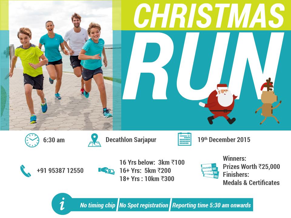 Christmas Run Cover Image