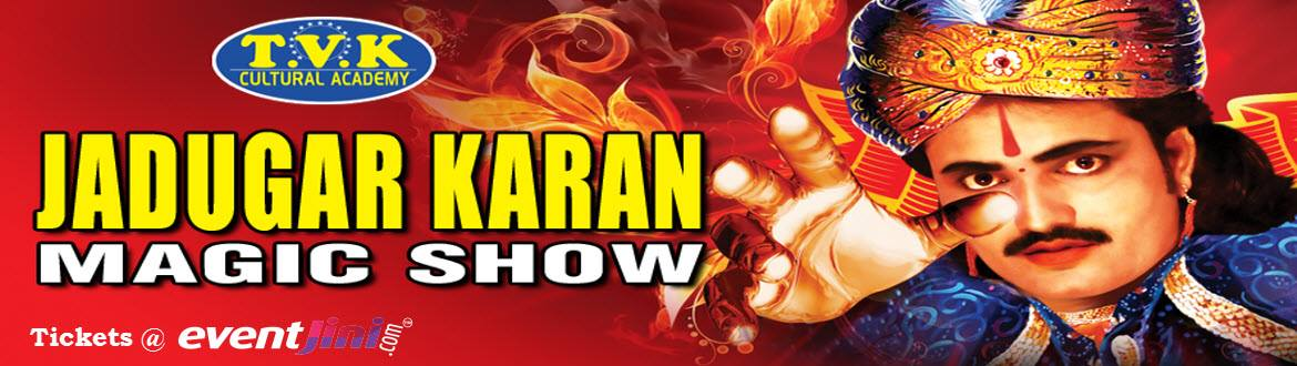 Jadugar Karan Magic Show Cover Image
