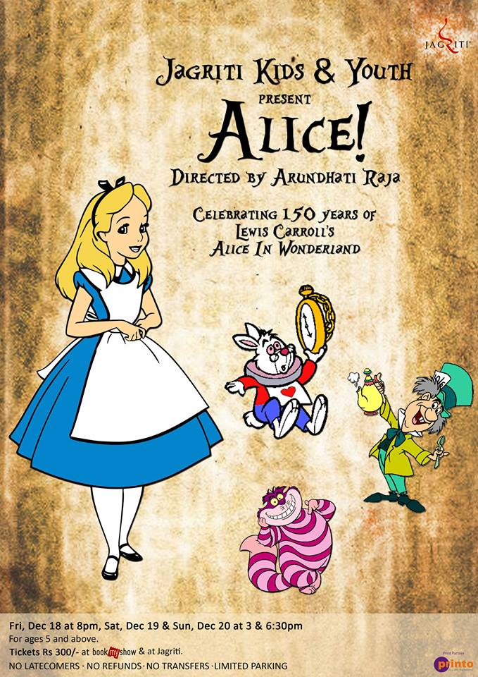 Alice by Jagriti Kids and Youth Cover Image