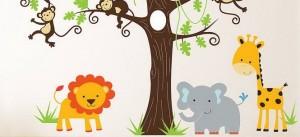 Décor ideas for kids' rooms