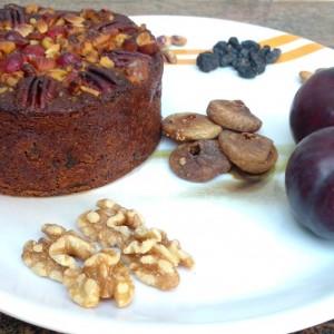 Smitha's Cake Hive Plum cake