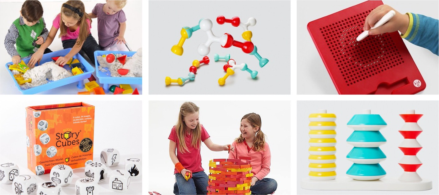 Creative toys : Special offer from Full of Toys! Cover Image