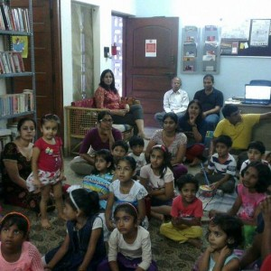 Easy Library Children's Session