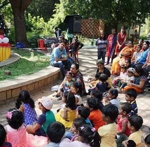 Katharangam Story Telling Workshop