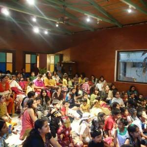 Katharangam Story telling session
