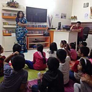 Katharangam at Intellect Pleasure