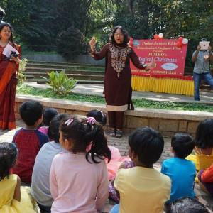 Katharangam at Poddar Kids Carnival