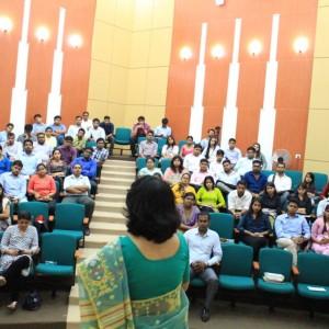 Katharangam corporate session