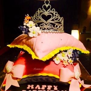 Mummalicious Princess Cake