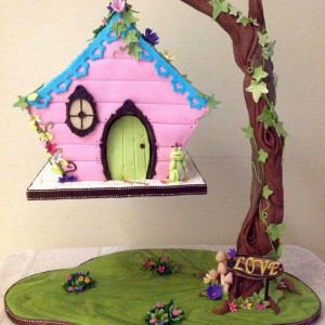 Mummalicious Princess Designer Cake