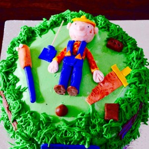 Sweet Tooth Bob the Builder Cake