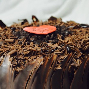 Sweet Tooth Chocolate Cake